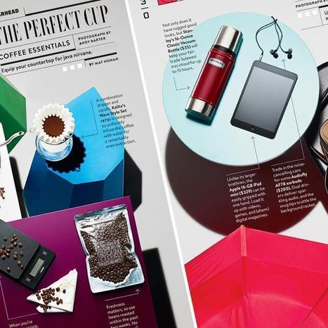 'Wired' Completely Overhauls Print Magazine - Mashable - Mashable | In PR & the Media | Scoop.it