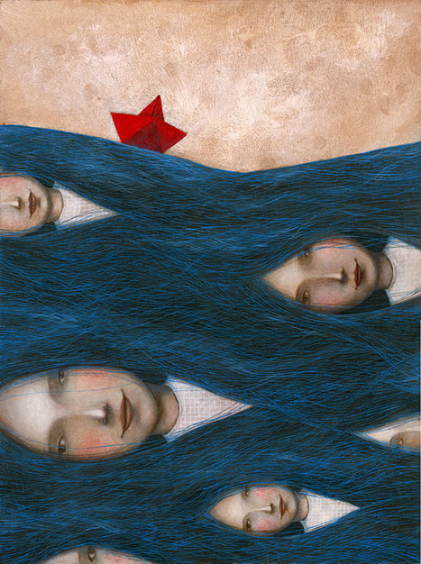 Ofra Amit | Painter | les Artistes du Web | Scoop.it