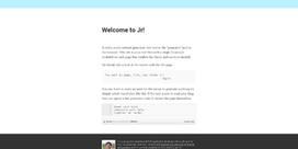 Découvrez JR, un generateur de site (vraiment) statique   Usages, technos, trucs & astuces   Scoop.it