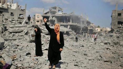 FIDH: Israel perpetró crímenes de guerra en Gaza    - HispanTV.com   Política para Dummies   Scoop.it