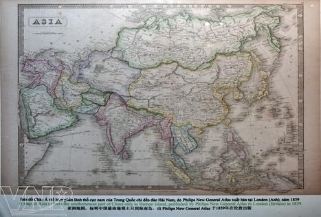 Preuves historiques de la souveraineté vietnamienne sur les ...   Tensions en mer de Chine   Scoop.it