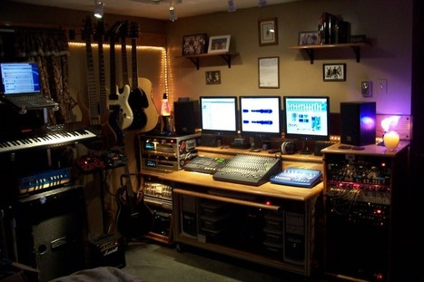 The Top 10 DAWs For Studio Quality Recording | Web and Social Media | Scoop.it