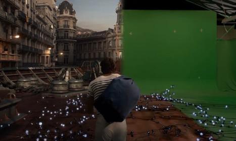VFX Breakdown : On The Dock - A wonderful TVC | All CG Tutorials | PixelEdge.co | Scoop.it
