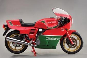 Mike Hailwood Replica: 1985 Ducati MHR Mille - Classic Italian Motorcycles - Motorcycle Classics | Ductalk Ducati News | Scoop.it