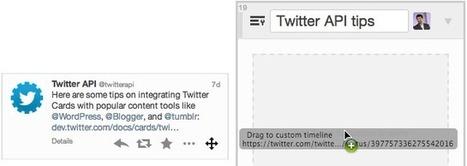 ¿Cómo crear y usar los 'timelines personalizados' de Twitter? | Social Media Optimization · SMO | Scoop.it