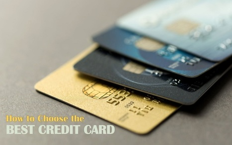 How to Choose the Best Cashback Credit Card | Singapore Finance | Scoop.it