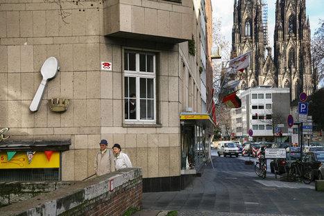 Space Invaders :  L'invasion du street art à l'échelle mondiale | LA VILLE DANS TOUS SES ÉTATS | Scoop.it