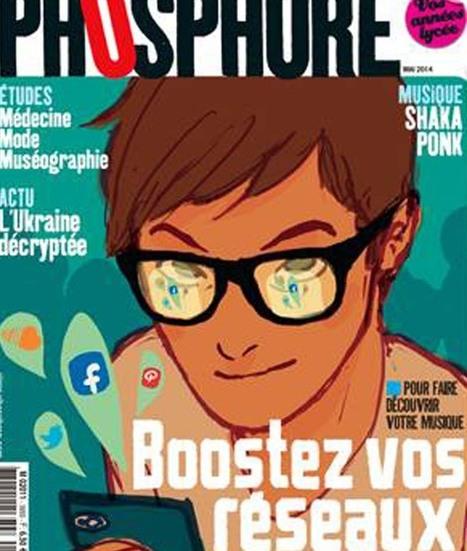 Sortie du numéro Phosphore de mai - Phosphore.com | Nouveautés du CDI | Scoop.it