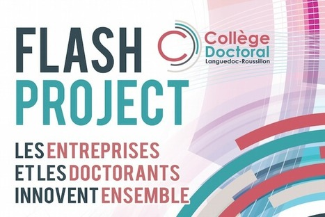 Flash project : journée d'innovation entreprises / doctorants | Les entreprises LeadeR | Scoop.it