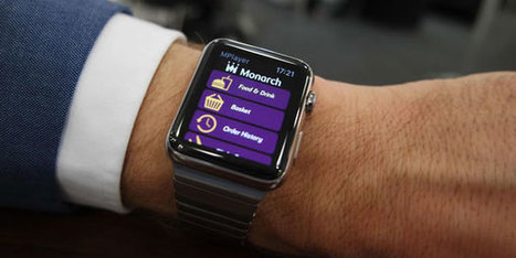 Monarch Airlines to offer onboard ordering via Apple Watch app | Tourism Social Media | Scoop.it