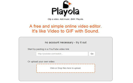 Playola: edita y mezcla videos de YouTube | E-Learning, M-Learning | Scoop.it