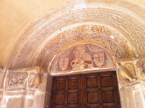The Abbey of Santa Croce with the Starbucks Logo | Le Marche another Italy | Scoop.it