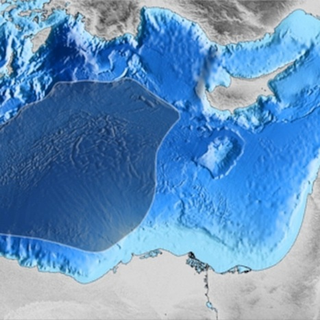 Earth's oldest ocean crust formed 340 million years ago | All about water, the oceans, environmental issues | Scoop.it