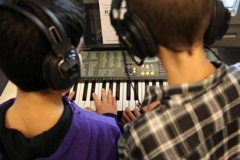 'Muziekonderwijs voor alle schoolkinderen'   25 miljoen miljoen tot 2020   Ondernemende bibliotheek   Scoop.it