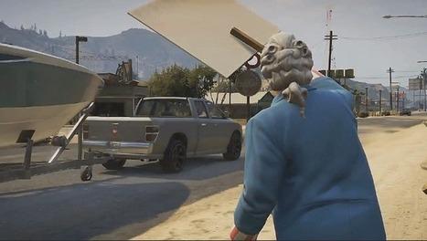 Vidéo de Gameplay de GTA 5 - GrandTheftAuto5.fr | Divers | Scoop.it