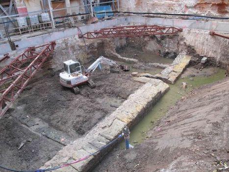 Encuentran el puerto romano de Carthago Nova | Romanización en España e Galicia | Scoop.it