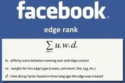 EdgeRank: l'algoritmo di Facebook, scopriamo i suoi segreti   SEM & SEO   Scoop.it
