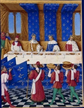 "Tasting Histories Lecture: ""Seasonal and Local Dining in the Middle Ages"" 