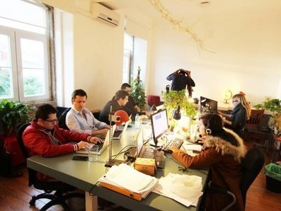 Eight reasons why it's worth joining a coworking space | Deskmag | Coworking | Coworking  Mérignac  Bordeaux | Scoop.it
