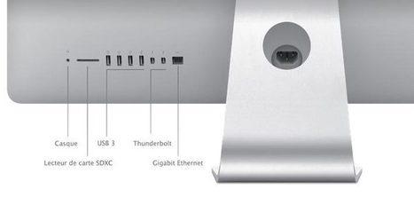 Les nouveaux iMac sont arrivés   Informatique TPE   Scoop.it