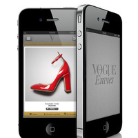 L'application Vogue Envies pour Noël - VOGUE.fr | Infos Mode, Beauté , VIP, ragots, buzz ... | Scoop.it