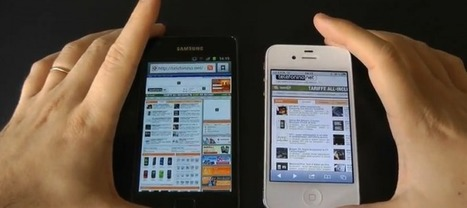 Galaxy Nexus versus iPhone 4s versus Galaxy S II versus Motorola Razr « El Android Libre | Android phone | Scoop.it