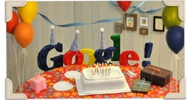 Google compie 13 anni!   All about Social Media   Scoop.it
