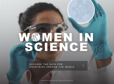 Women in Science – Explore the Data for Countries Worldwide | BIG DATA | Scoop.it