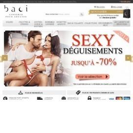Code promo Baci lingerie pour février 2014: 3 codes promo actuels et testés   code reduc   Scoop.it