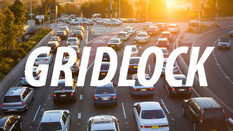 5 of the Worst Traffic Jams in History | Radio Show Contents | Scoop.it