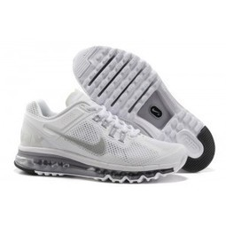Cheap Air Max 2013 Women White Grey Black | Jordan 28 for sale | Scoop.it