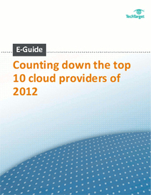 Top 10 Cloud Providers.. update ? | Cloud Infrastructure | Scoop.it