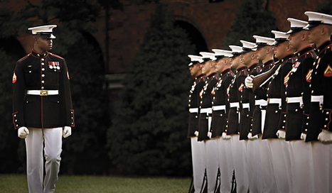 Being a Marine | Marine Corps Research Project | Scoop.it