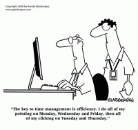 Managing Time in a Social Media JobSearch | Social Media Article Sharing | Scoop.it