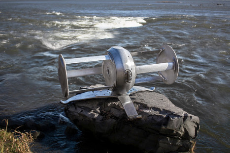 Portable River Turbine could trigger a 'riverlution' in clean Energy | HOMECOMPUTECH | Scoop.it