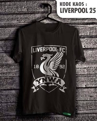 Kaos Distro Bola Liverpool GD 25 - Kaos Distro Bola | Jual Kaos dan Tas Bola Online Original | Kaos Distro Bola | Scoop.it