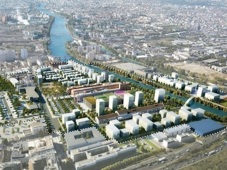JO 2024 : le Village olympique sera construit à Saint-Denis/Pleyel ... - Batiactu   actualités en seine-saint-denis   Scoop.it