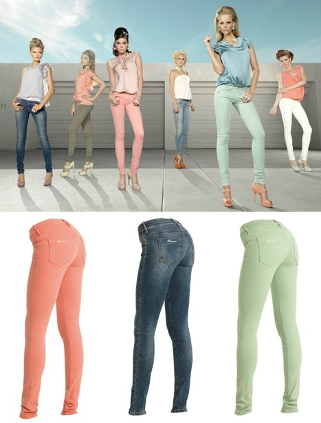 Fornarina – Perfect Shape Jeans | TAFT: Trends And Fashion Timeline | Scoop.it
