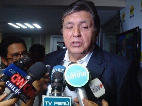 ´El Apra es el partido de la juventud´, según expresidente Alan García - Radio Programas del Perú   RenovaciónPolitica   Scoop.it