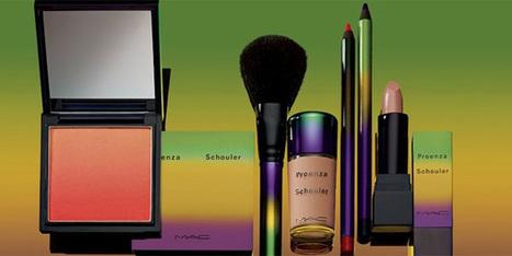 Make-up: Mac e Proenza Schouler, per una linea multicolor   Moda Donna - sfilate.it   Scoop.it
