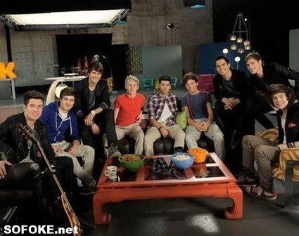 Big Time Rush & One Direction | Sofoke.net | one direction | Scoop.it