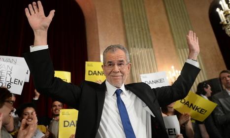 Présidentielle en Autriche: l'écologiste Alexander Van der Bellen remporte l'élection - BFM TV | Actualités écologie | Scoop.it