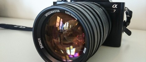 Manual Lens Review – Mitakon 50mm 0.95 Speedmaster on a Sony A7 | Yannick Ciancanelli | Mirrorless cameras | Scoop.it