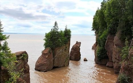 Το εντυπωσιακό φαινόμενο της παλίρροιας - Όταν τα βράχια βυθίζονται (εικόνες,βίντεο) - Pentapostagma.gr | ΚΟΣΜΟ - ΓΕΩΓΡΑΦΙΑ | Scoop.it