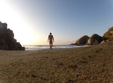 Mexico Nude Beach | Zipolite | Clothing-Optional | Review | Nudism, Topfreedom, & More | Scoop.it