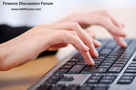 How being an active member on online forums benefit? | Talk Finance Forum | Scoop.it