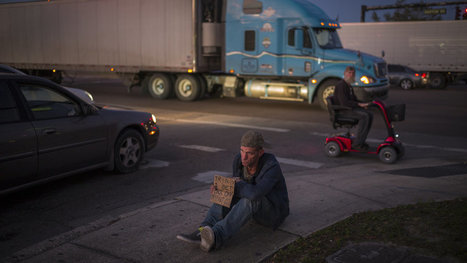 Ryan Hoffman, a U.N.C. Football Player Two Decades Ago, Is Now Homeless | Neural Sciences. | Scoop.it