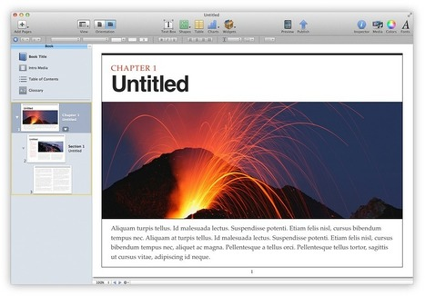 Apple - iBooks Author | JueduLand - Ventana Educativa | Scoop.it