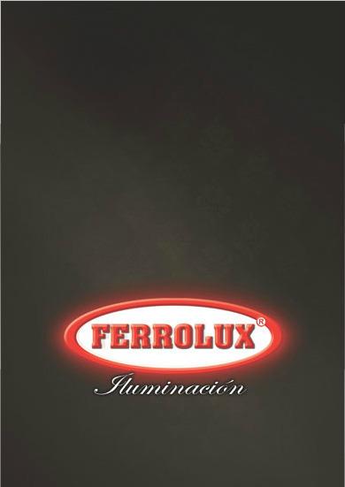 Ferrolux - Catálogo 2011-2012 | Catálogos de empresas de iluminación | Scoop.it