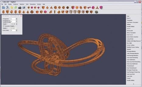 Aplicaciones para modelado 3D | Tecnología e información | Scoop.it